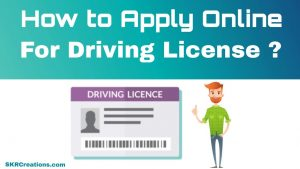 How to Apply Online for Driving License in 2020