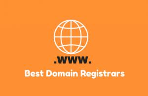 Best Domain Registrars in 2020 | Top 10 Best Domain Registrars in 2020