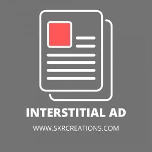 Advertising on SKR Creations