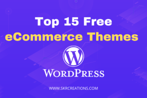Top 15 free eCommerce themes for WordPress download 2020