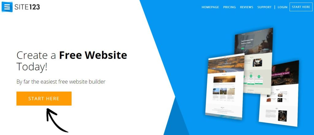 Best Free Website Builders In 2020