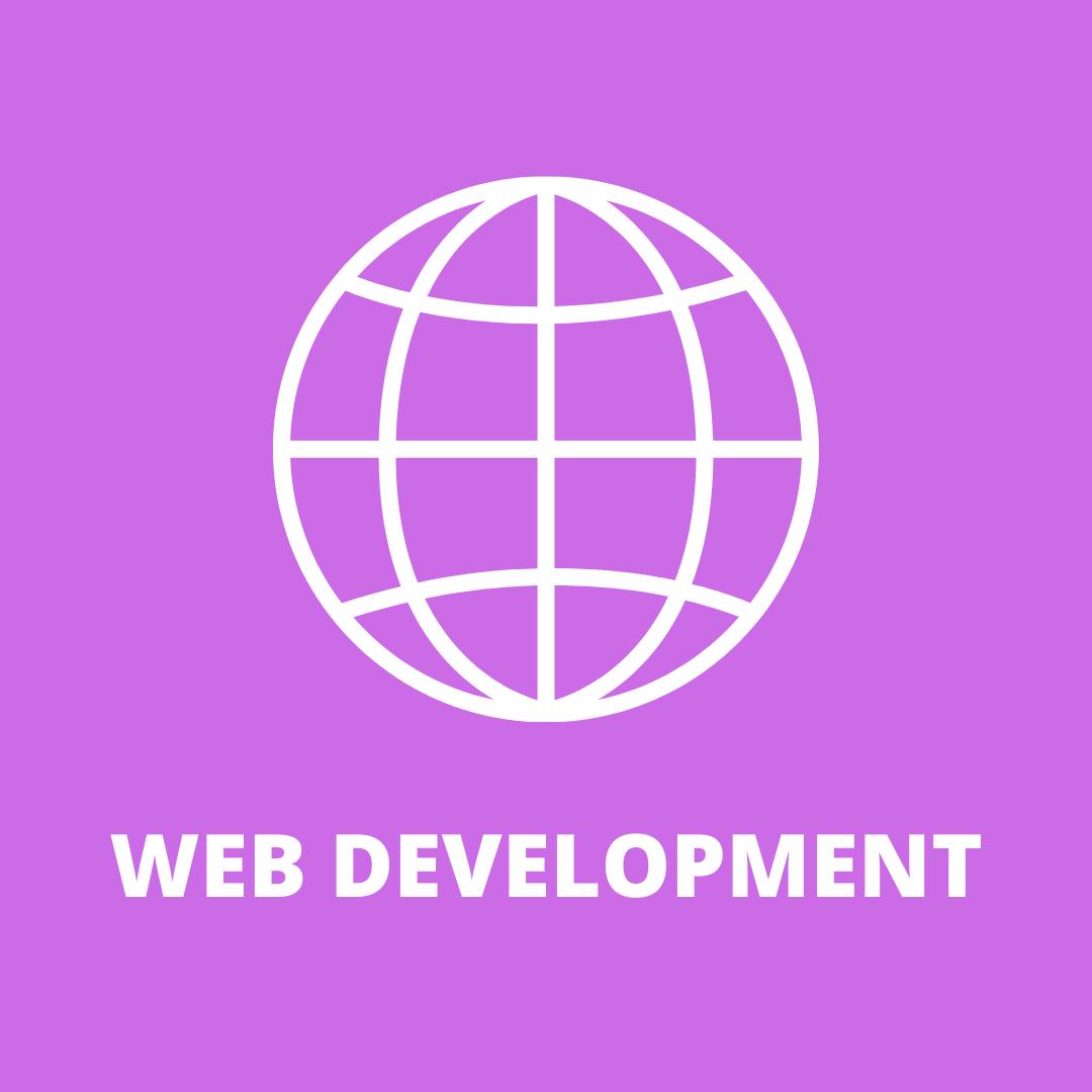 Web development by skrcreations.com